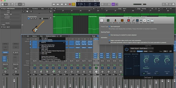 Free Download Apple Logic Pro X 10.4.6 for Mac