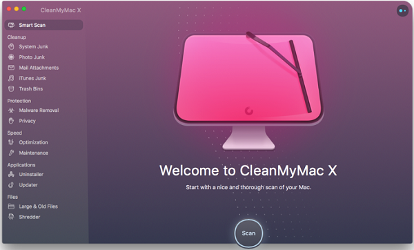 Free Download CleanMyMac X for Mac _ Offline