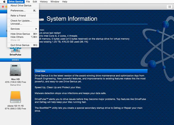 Free Download Drive Genius 5.3.0 for Mac _ Offline