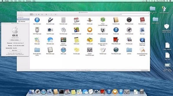 Free Download Niresh Mac OS X Yosemite 10.10.1