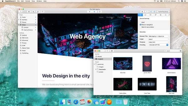 Free Download Rapidweaver 8 3 0 20796b For Mac