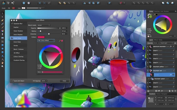Free Download Serif Affinity Designer 1.7.2.471 for Mac _ Offline