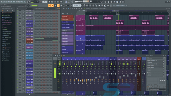 Free Download FL Studio Producer Edition 20.5.1.522 for Mac (2019) _ Direct