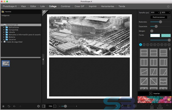 Free Download PhotoScape X 3.0.3 for Mac _ Direct