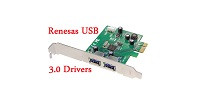 Free Download Renesas USB 3.0 Drivers for Windows _ Icon