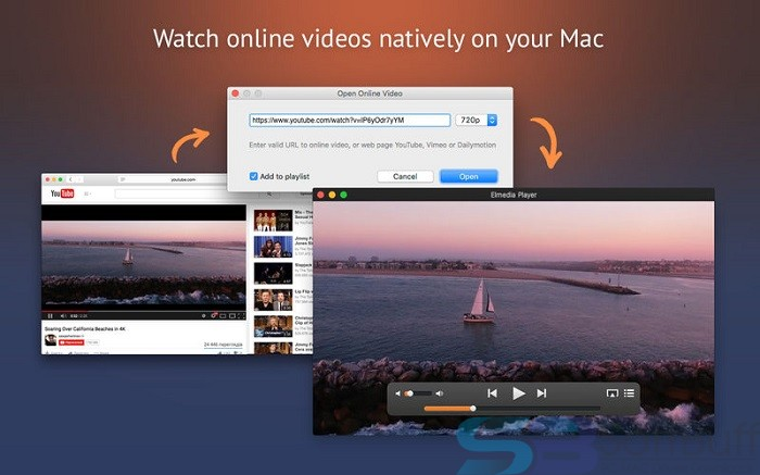 Elmedia Player PRO for Mac Free Download Direct