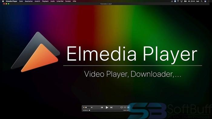 Elmedia Player PRO for Mac Free Download Offline