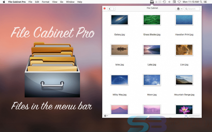 File Cabinet Pro for Mac Free Download Offline