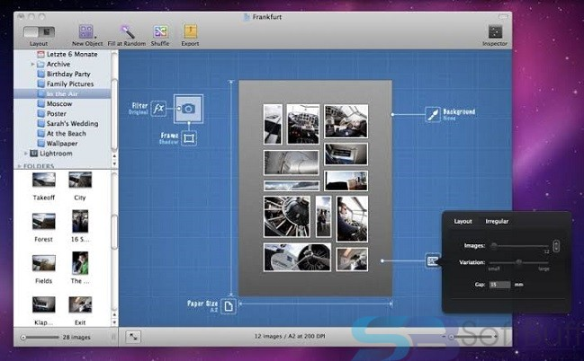 Free Download Posterino for Mac - Direct