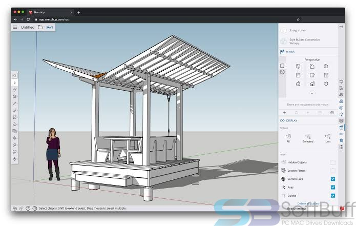 Free Download SketchUp Pro 2020 for Mac - Direct