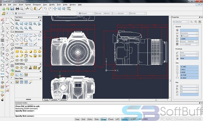 Download Free CorelCAD 2019 for Mac (Updated) 2020 Direct
