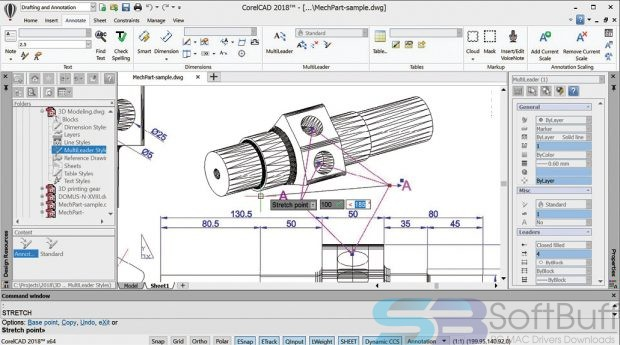 Free Download CorelCAD 2018 for Mac (Updated) 2020 Direct