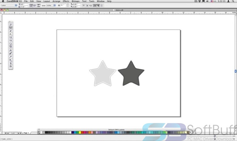 Free Download CorelDRAW 11 for Mac Offline