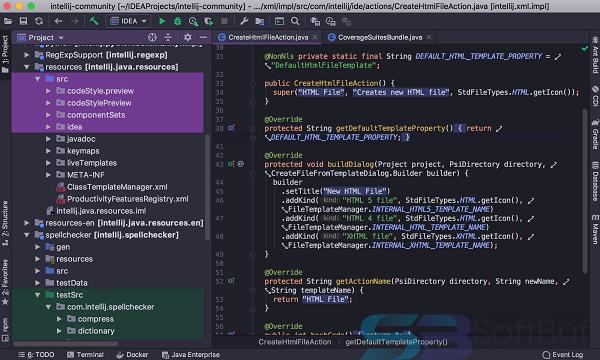 Free Download JetBrains WebStorm 2019 for Mac offline