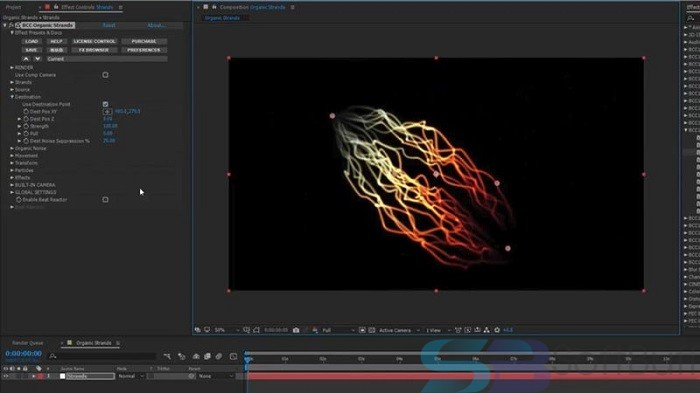 Free Download Red Giant Trapcode Suite 15 for Mac - Offline