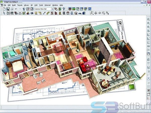 Chief Architect Premier X10 mac free download