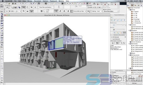 Download ARCHICAD 22 for MacOS Free