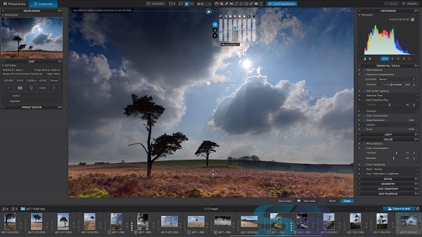 Download DxO PhotoLab 3.2 for Mac Free