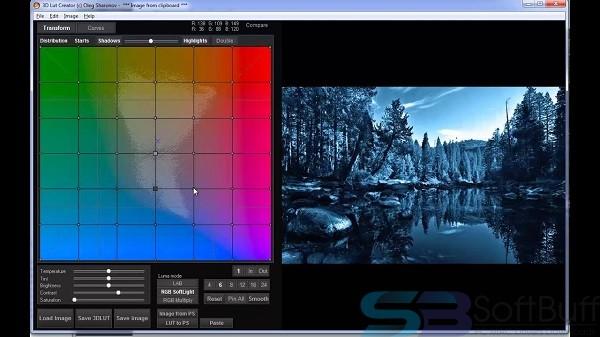 Download Free Download 3D LUT Creator Mac Free