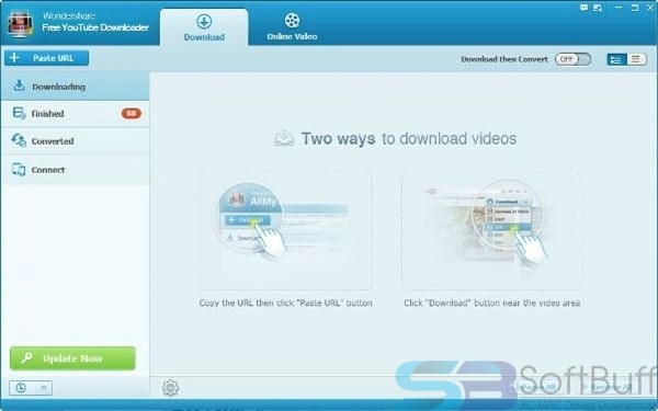 Free Download Wondershare AllMyTube for Mac