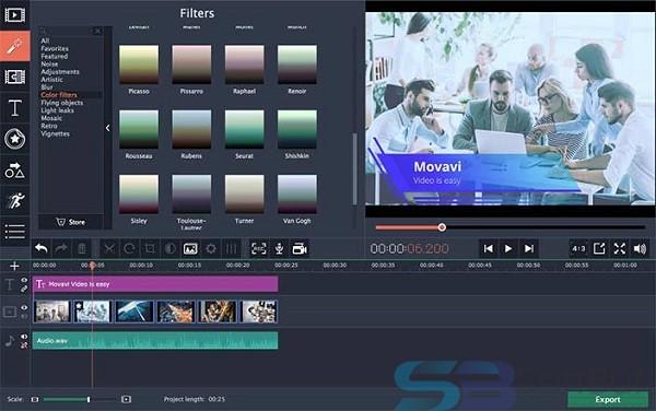 Download Movavi Screen Recorder 11.2 for Mac free