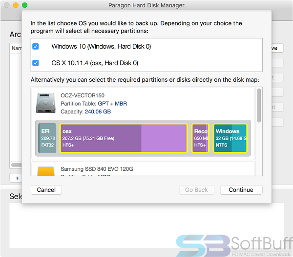 Download Paragon Hard Disk Manager Advanced for Mac Free