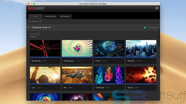 Download Red Giant Trapcode Suite 15.1.6 for Mac Free