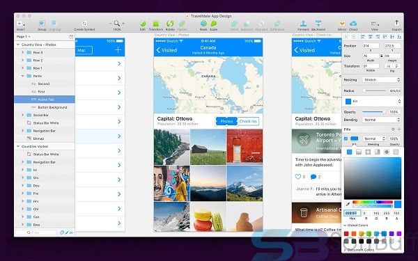 Download Sketch 64 for Mac Free