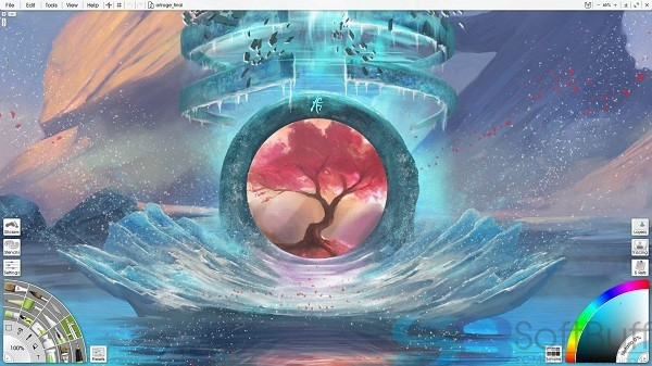 Free Download Ambient Design ArtRage 6.1.1 for Mac Direct