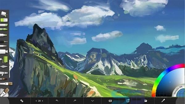Free Download Ambient Design ArtRage 6.1.1 for Mac Offline