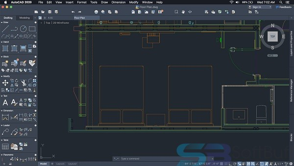 Free Download AutoCAD 2020 for Mac Direct