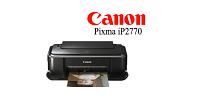 Free Download Canon Pixma IP2770 Printer Driver (Full) Icon