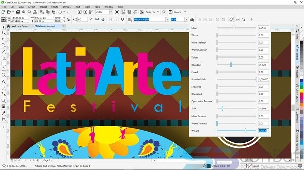 Free Download CorelDRAW 2020 for Mac Direct