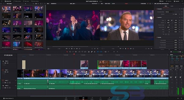 Free Download DaVinci Resolve Studio 16 for Mac Direct