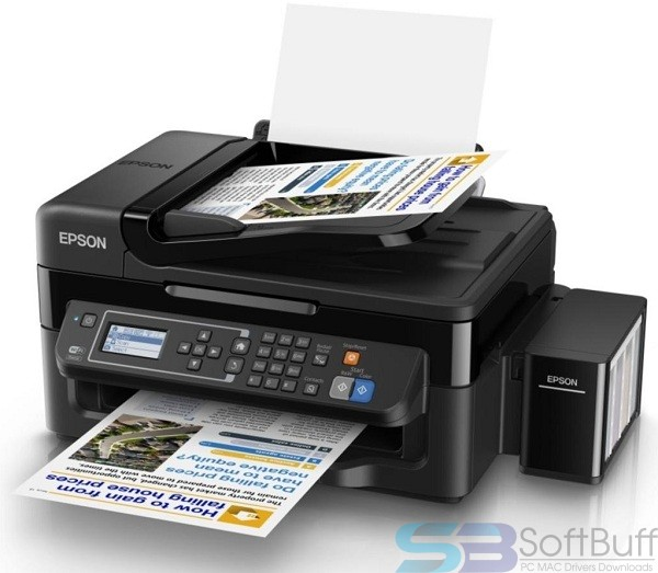 Free Download Epson L565 Printer Driver (32-64 Bit) for All Windows Direct