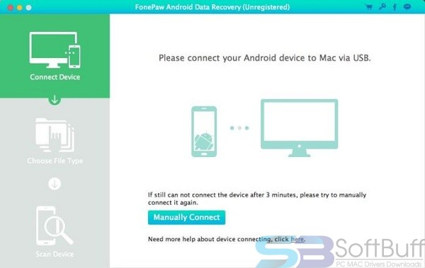 Free Download FonePaw Android Data Recovery 2.3 for Mac Direct