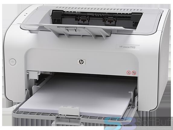 Free Download HP LaserJet Pro P1102 Printer Driver (32-64Bit) Direct