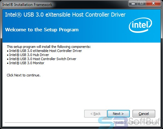 Free Download Intel USB 3.0 Driver Offline