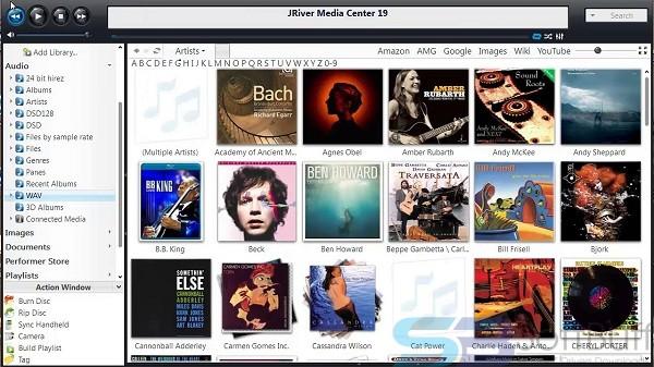 Free Download JRiver Media Center 25.0 for Mac Offline