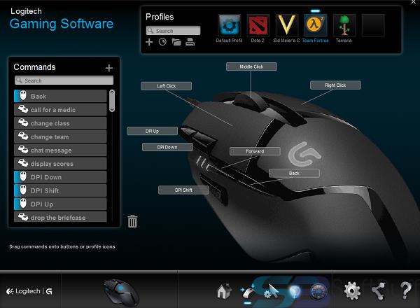 Free Download Logitech G402 Driver (3264 bit) Direct