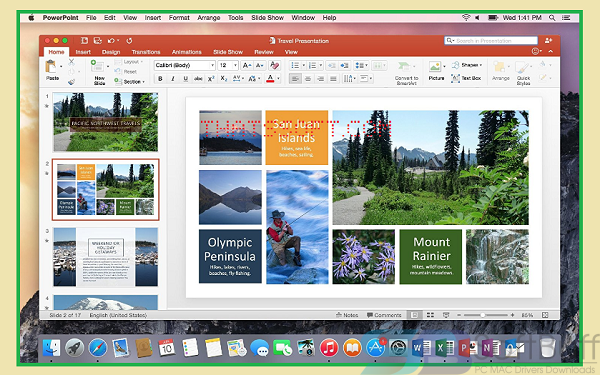 Free Download Microsoft Office 2019 v16.2 for Mac Direct