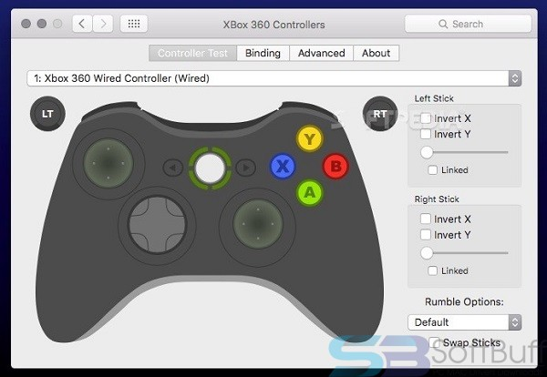Free Download Microsoft Xbox 360 Controller Driver (3264 bit) Offline