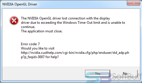 Free Download Nvidia OpenGL Driver (3264 bit) Direct