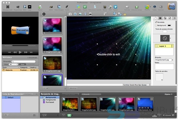 Free Download ProPresenter 6.5.3 for Mac Direct