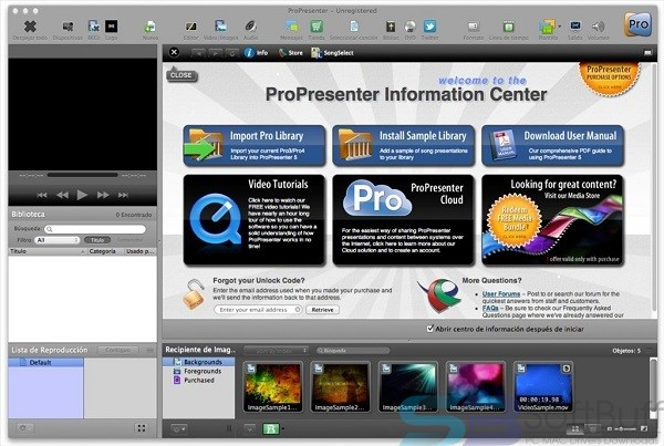 Free Download ProPresenter 6.5.3 for Mac Offline