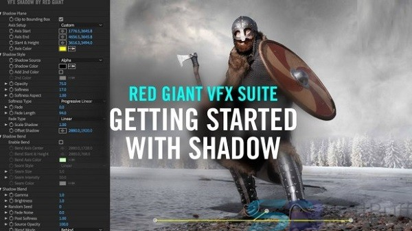 Free Download Red Giant VFX Suite 1.0.6 for Mac Offline