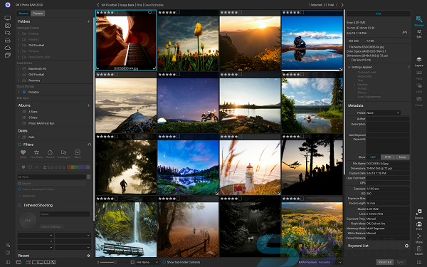 ON1 Photo RAW 2020 for Mac Free Download