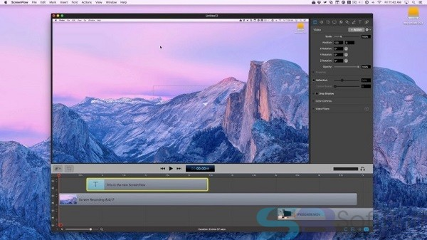 ScreenFlow 9 for Mac Download