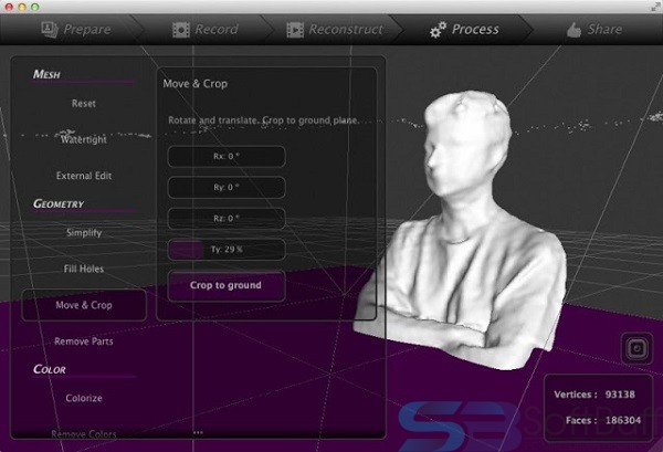 Skanect Pro for Mac Free Download