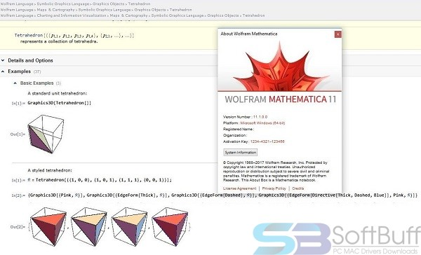 Wolfram Mathematica 11.0 for Mac free download